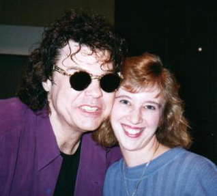 Janet with Ronnie in Myrtle Beach