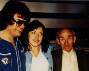 Sheila, Ronnie and Homer